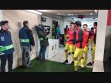 VillarrealRealMadrid Ya calientan los amarillos !.mp4