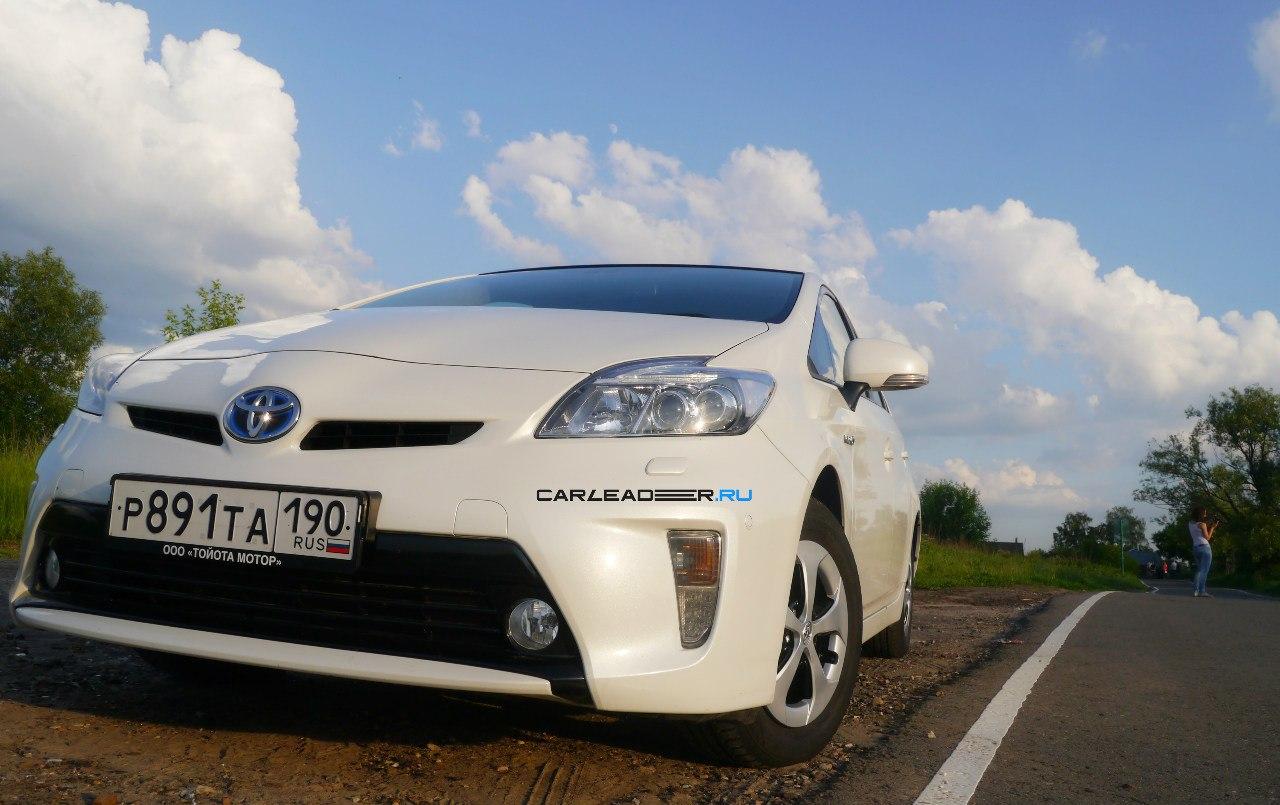 Toyota Prius 2014 Car leader