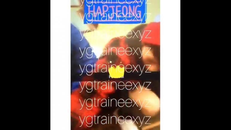 [180525] YG New Boys @ Choi Rae Sung, Kim Jun Kyu, Kazama Noah Bang Ye Dam old video