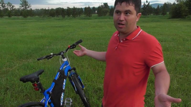 Велосипед из Триал Спорт. Norco storm 6.1 (нецензурная речь)