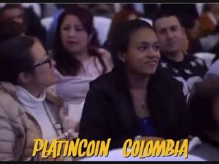 PlatinCoin Колумбия
