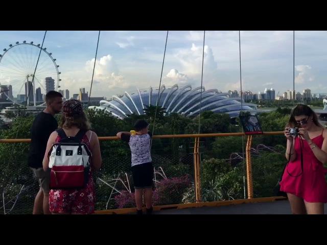 Один день из жизни Мики,Лучшие места Сингапура,ответы на вопросы и многое другое