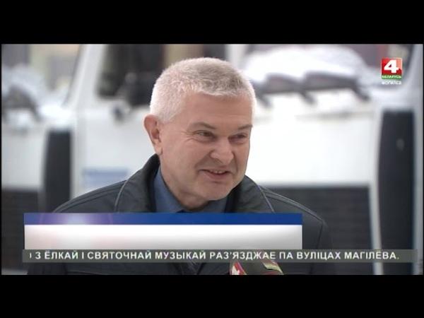 6 новых мусоровозов поступило на могилевское спецавтопредприятие БЕЛАРУСЬ 4 Могилев