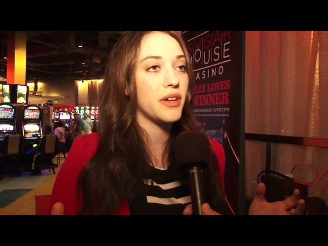 Kat Dennings talks about Two Broke Girls and visiting Philly