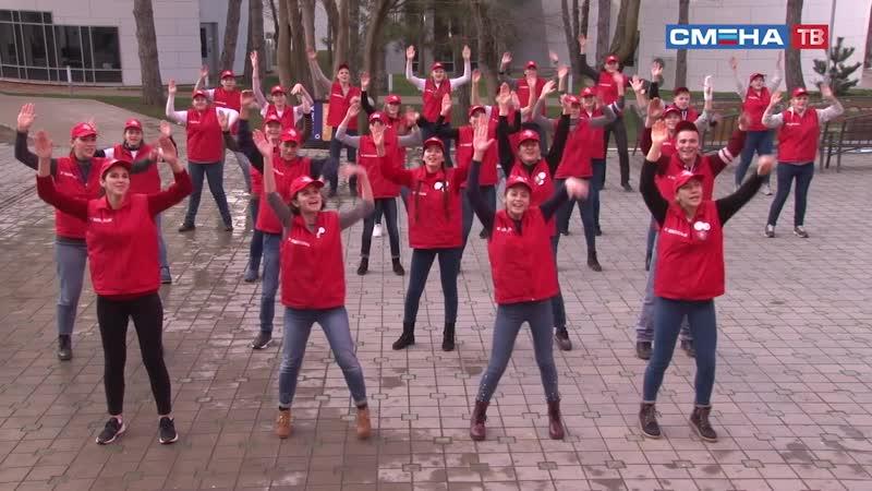 Флэшмоб Worldskills Russia