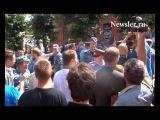 Полиция задержала главу штаба Алексея Навального Николая Ляскина