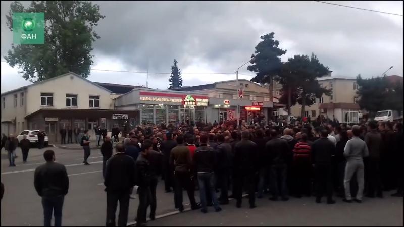 Протест в Арцахе- неожиданный или назревший