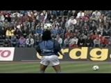 Разминка Марадоны перед матчем