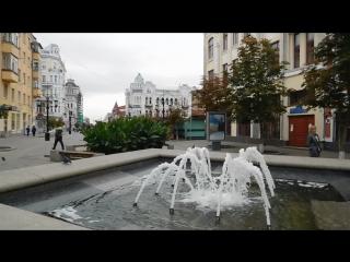 г.Самара У фонтана 29.09.2018