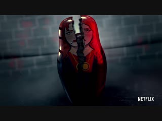 Русская кукла / Russian Doll.1 сезон.Тизер (2019) [1080p]