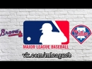 Atlanta Braves vs Philadelphia Phillies | 21.05.2018 | NL | MLB 2018