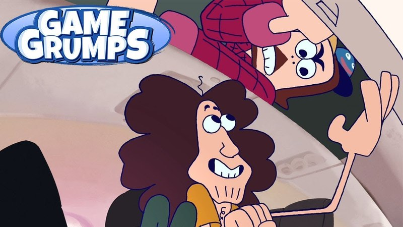 Don't Do Anything - Game Grumps Animated - by Smallbu