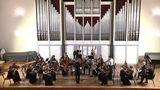 Edward Elgar - Serenade for Strings, 1 p. Conductor - Sergey Proskurin. Saratov conservatory orch.