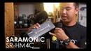 The new Saramonic SR-HM4C Handheld wireless microphone!
