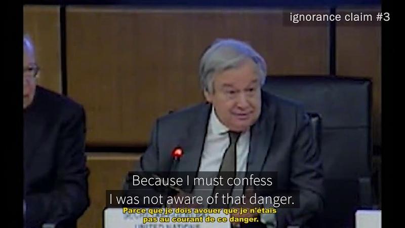 Membre de l'ONU - La 5G est une guerre contre l'humanité