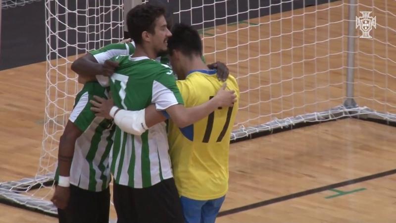 Liga Sport Zone, 4.ª jornada SC BragaAAUM 4-4 Eléctrico FC