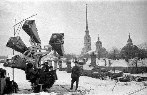 ленінград локатор