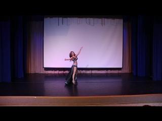 Oriental song - Марина Оганян - Kazim al saher alrasem bel kalimat