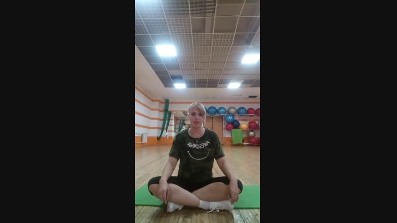 Фитнес-марафон АНТИ-ОЛИВЬЕ: Кузнецова Ирина