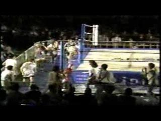 Arsion Zion 98 - Tiger Dream vs Hiromi Yagi [Part 1]