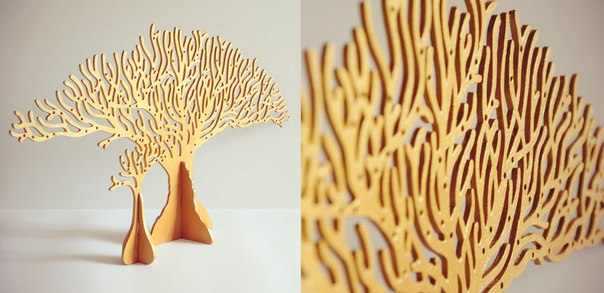 Дерево для бижутерии своими руками
