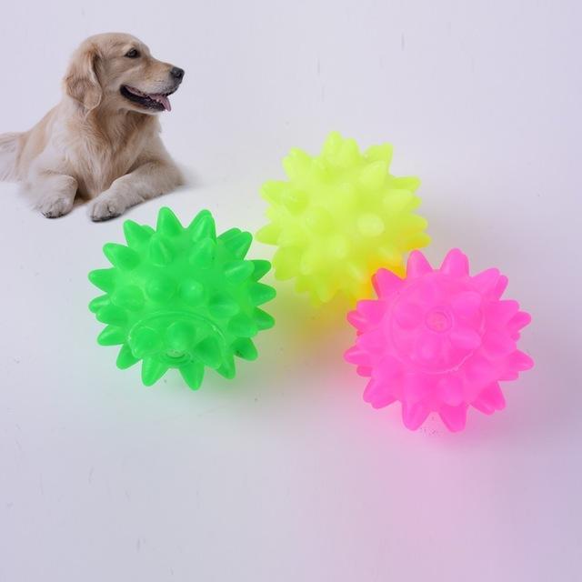 Мячик для собаки 079