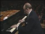 Владимир Горовиц, исполняющая экспромт шуберт в г бемоль майор Д 899 нет. 3 Запись в эфире из вены в 1987 году.