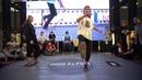 Алина vs Хорс 1 4 Hip Hop Beginners KIDZA DZA DZA BATTLE KIDZDZADZA