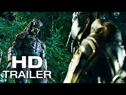 THE PREDATOR Official Trailer 2 (2018) Sci-Fi Action Movie HD