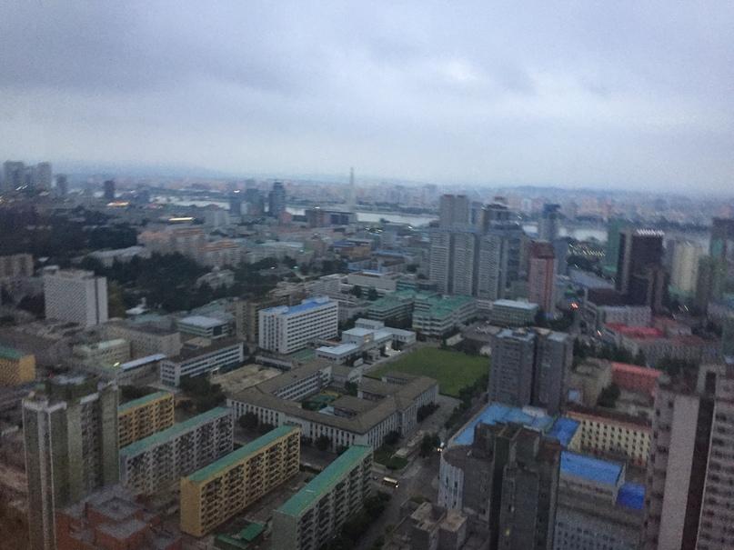 Отчет о путешествии в Северную Корею Центральный Пхеньян