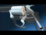 Как работает револьвер 3D схема