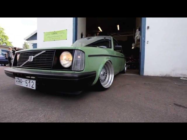 Swedishmetal Volvo 242