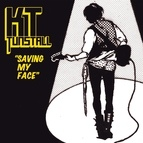 KT Tunstall альбом Saving My Face