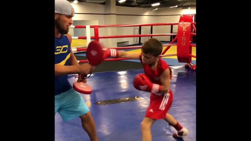 Молодые боксеры харьковской школы бокса