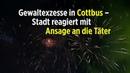 Neue Gewaltexzesse in Cottbus – Stadt reagiert mit einer Ansage