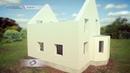 Как строится дом из газобетона
