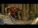 Халк против Халкбастера Сцена из фильма Мстители Эра Альтрона.