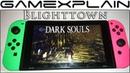 Dark Souls Remastered - Exploring Blighttown Docked Handheld Gameplay (Nintendo Switch)