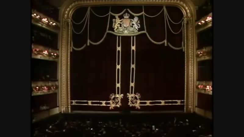опера Дж.Верди ДОН КАРЛОС, Королевский театр в Ковент-гарден, Лондон, 1985 г.