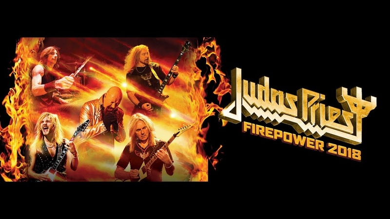 Judas Priest Interview about Firepower and Glenn Tipton 2018
