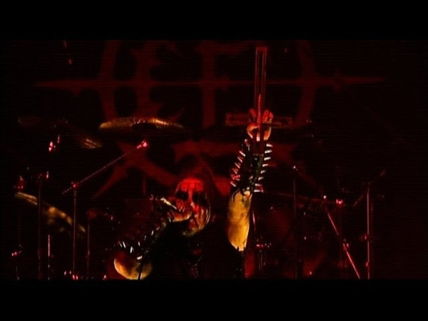 CARPATHIAN FOREST - Bloodlust And Perversion (Live In Poland 2004)