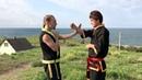Базовое упражнение на отработку защитного действия рукой