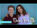 Ky Baldwin & Jenna Simmons - Done For Me (Charlie Puth feat. Kehlani Cover) • Австралия | 2018