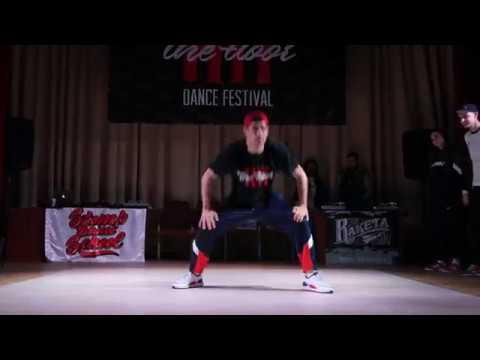 Hit The Floor vol.4 Maximus (MadState) judge showcase