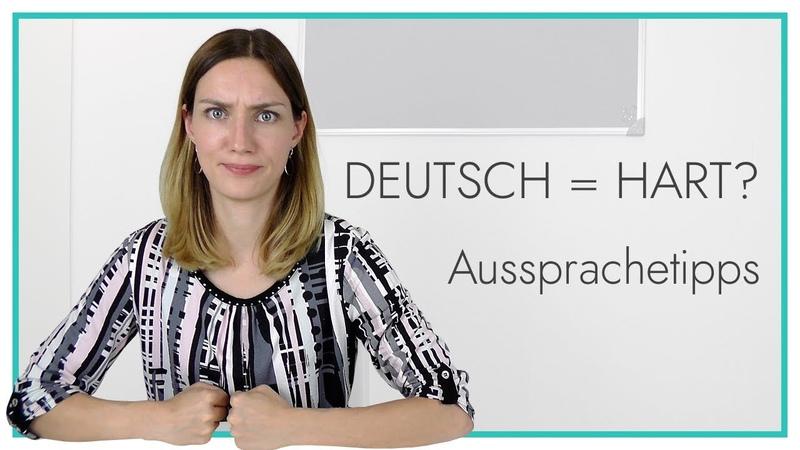 Warum klingt Deutsch hart? Tipps für eine typisch deutsche Aussprache