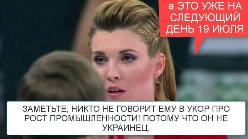Наглая циничность Попова и Скобеевой