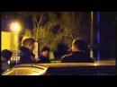 Пьяный депутат райсовета от УДАРа быкует перед милиционерами в Вышгороде (04.04.2014)