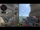 Insane quickscope BO4 over wall across map Black Ops 4 beta