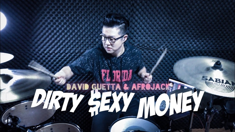 ROP - David Guetta Afrojack(feat.Charli XCX French Montana) - Dirty $exy money Drum Remix