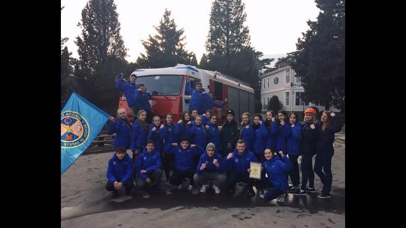 Артек, Лазурный, 2 смена 2017 г.